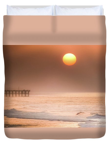 How Great Thou Art Duvet Cover