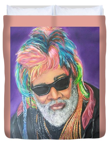 How's Your Funk? Duvet Cover