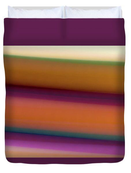 Huckleberry  Duvet Cover