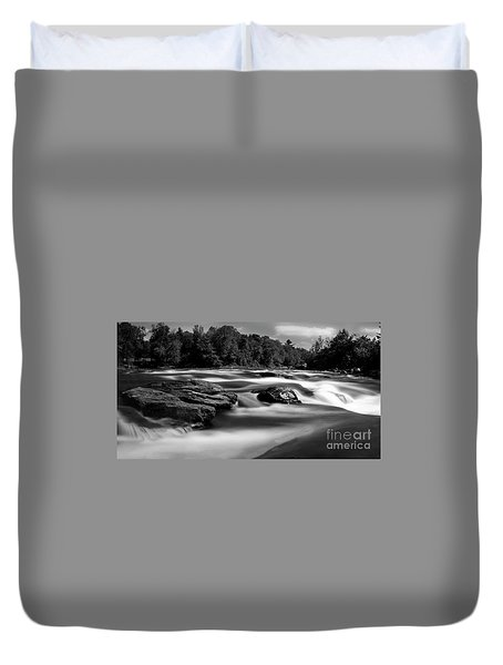 Hudson River Solice Duvet Cover