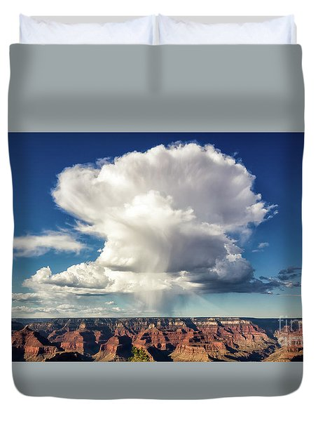 Huge Duvet Cover by Giuseppe Torre