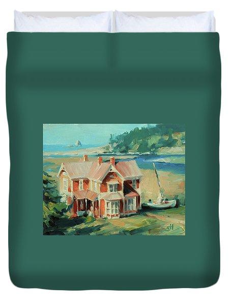 Hughes House Duvet Cover