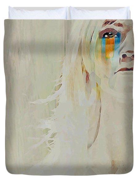 Human Duvet Cover