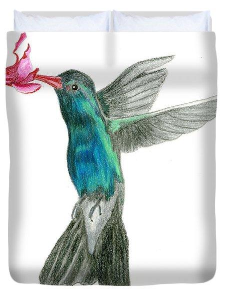 Hummingbird No 1 Duvet Cover