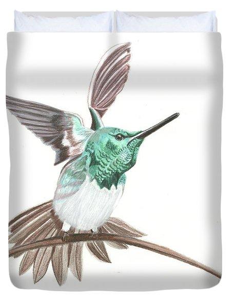 Hummingbird No 7 Duvet Cover