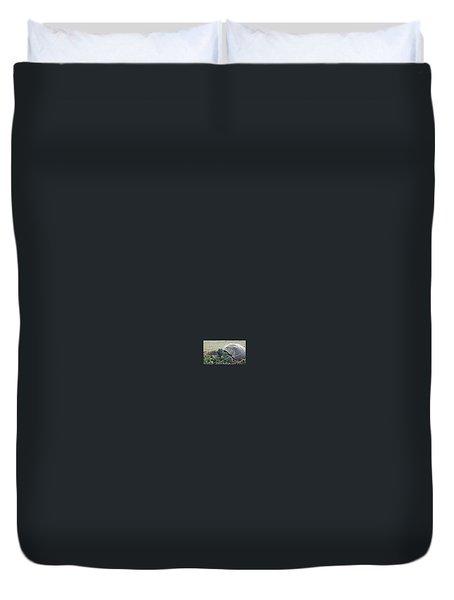 Hunger Giant Duvet Cover