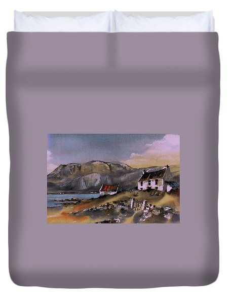 Hungry Hill Ardigole West Cork Duvet Cover