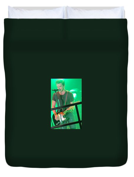 Hunter Hayes  Duvet Cover