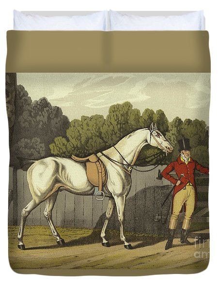 Hunter Duvet Cover