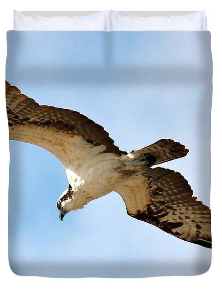 Hunter Osprey Duvet Cover