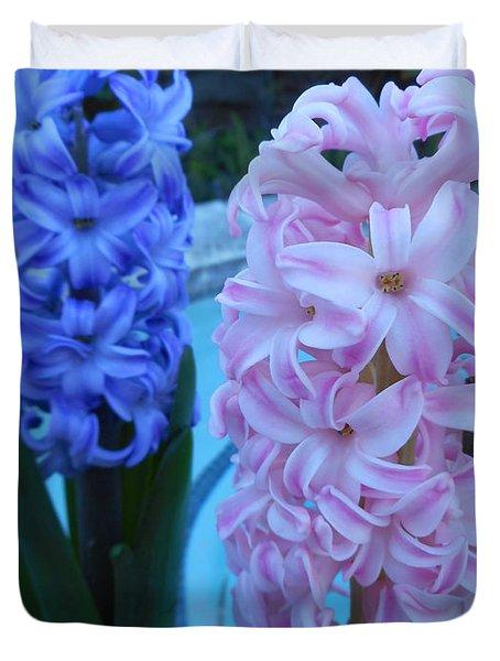 Hyacinth 1 Duvet Cover