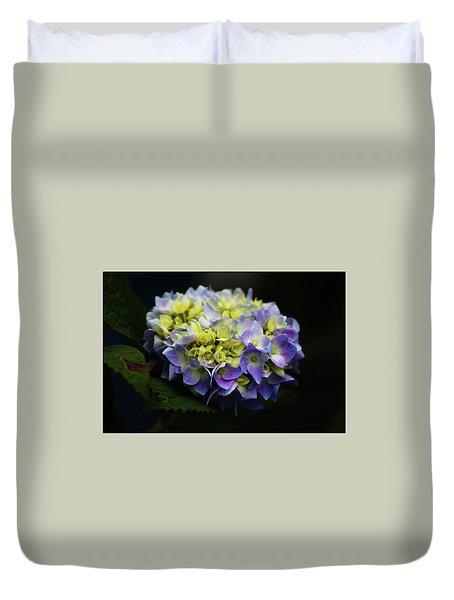 Hydrangea 3705 H_2 Duvet Cover