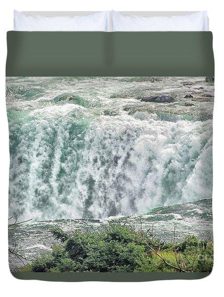 Hydro Power Duvet Cover