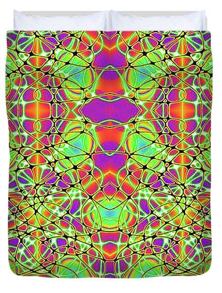Hyper Illusion Duvet Cover