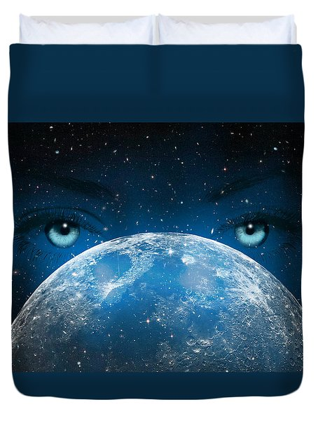 Hypnotic Duvet Cover