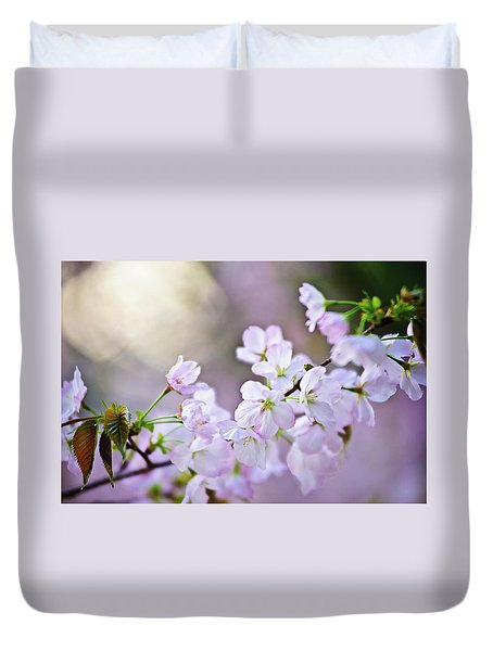 I Am Renewed  Duvet Cover by Jamie Starling