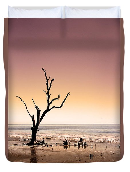Duvet Cover featuring the photograph I Can Be Free by Dana DiPasquale