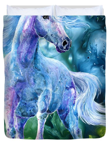 I Dream Of Unicorns Duvet Cover
