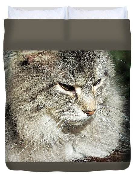 I Got My Eye On You Duvet Cover
