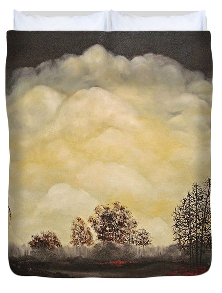 I Had A Dream Duvet Cover by John Stuart Webbstock