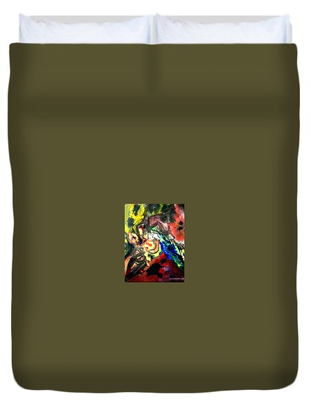 I Just Pain Please Give Me Warm Hugs Duvet Cover