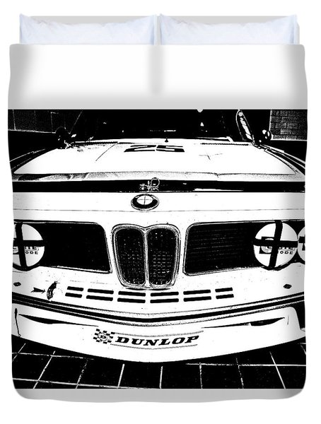 Duvet Cover featuring the photograph I M S A  G T O by John Schneider