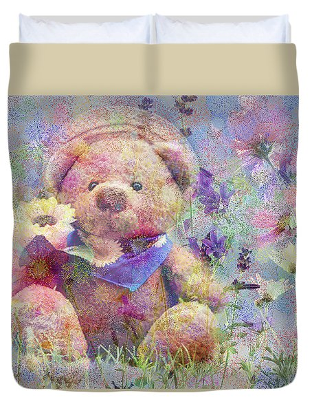 I Picked It For You 2015 Duvet Cover
