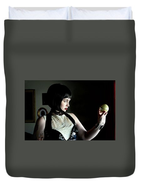 I See You... Duvet Cover