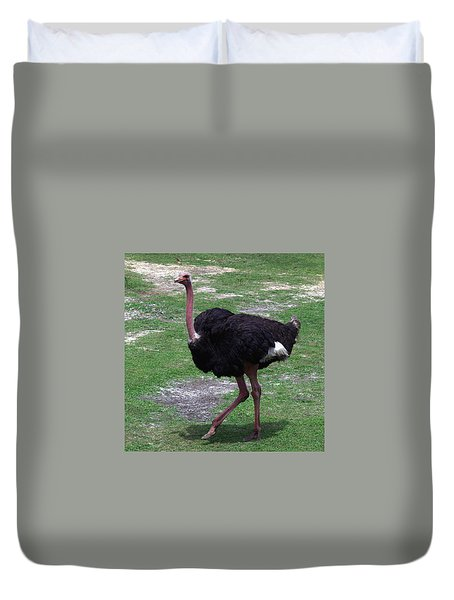 I Want To Fly Duvet Cover