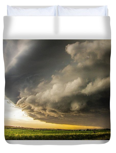 I Was Not Even Going To Chase This Day 021 Duvet Cover