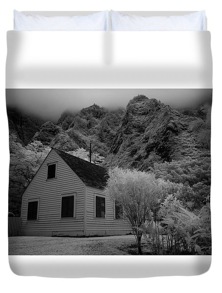 Iao Valley  Duvet Cover