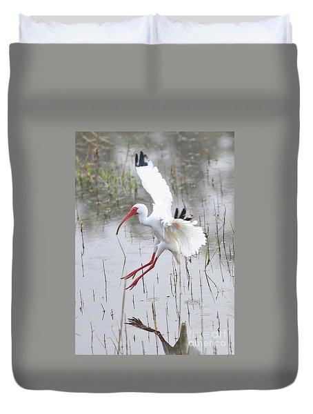 Ibis Soft Water Landing Duvet Cover