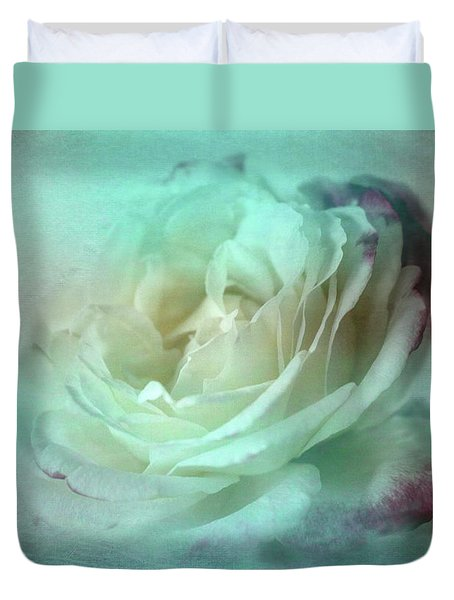 Ice Maiden Duvet Cover by Wallaroo Images