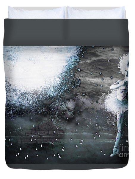 Ice Queen Duvet Cover