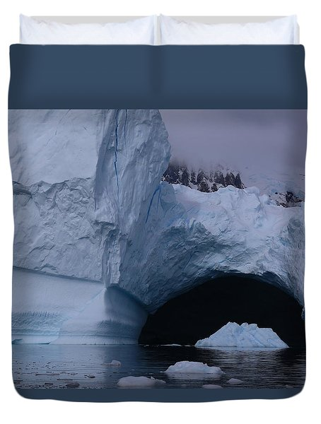 Iceberg Passthrough Duvet Cover