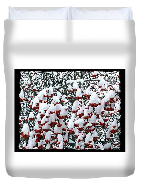 Duvet Cover featuring the digital art Icing On The Cake 2 by Will Borden