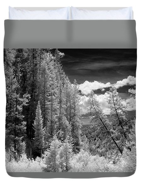 Idaho Passage Duvet Cover