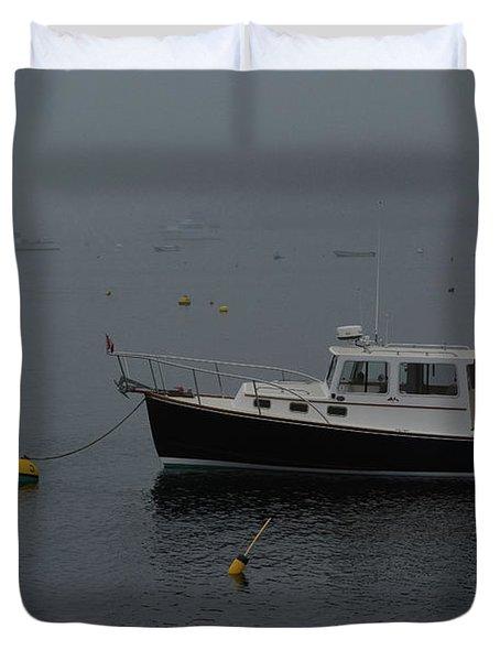 Idle Harbor Duvet Cover