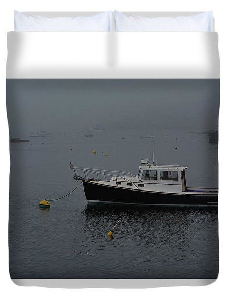 Idle Harbor Duvet Cover