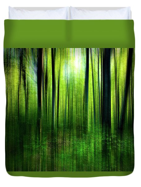 If A Tree Duvet Cover