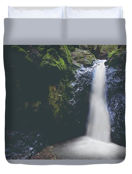 Duvet Cover featuring the photograph If Ever You Need Me by Laurie Search