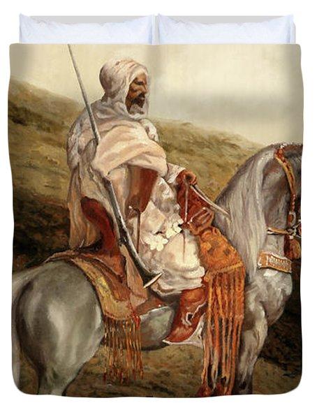 Il Cavaliere Duvet Cover