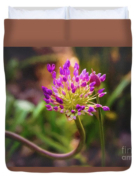 I'll Protect You Duvet Cover
