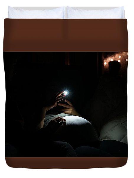 Illumination Duvet Cover