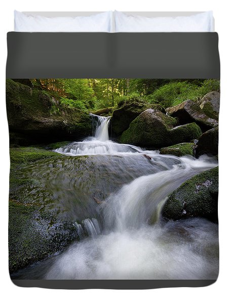 Ilse, Harz Duvet Cover by Andreas Levi