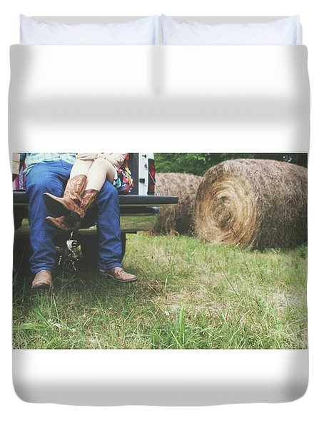 Country Love Duvet Cover