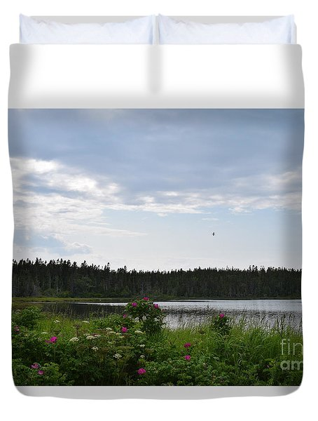 Images From Maine 2 Duvet Cover