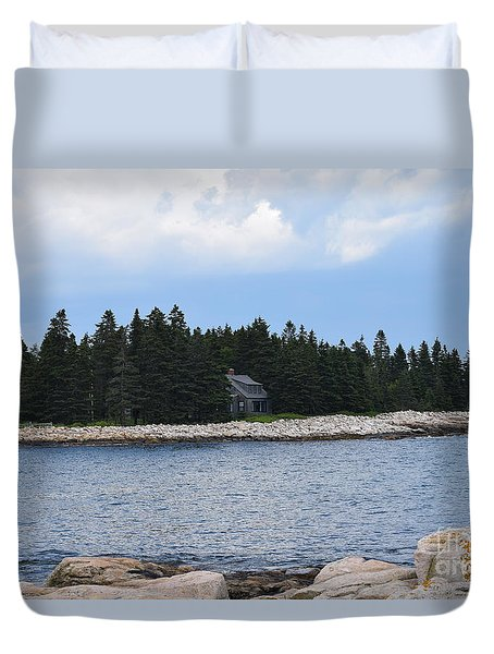 Images From Maine 3 Duvet Cover