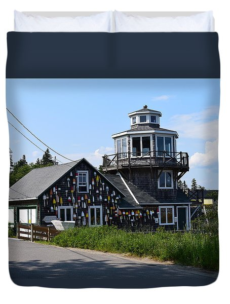 Images Of Maine 4 Duvet Cover