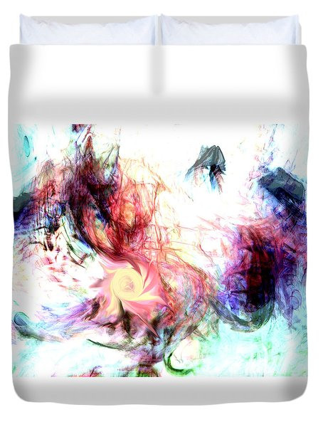 Imagination Duvet Cover